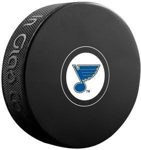 St. Louis Blues Hockey Puck