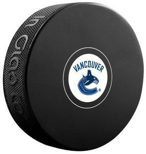 Vancouver Canucks Hockey Puck