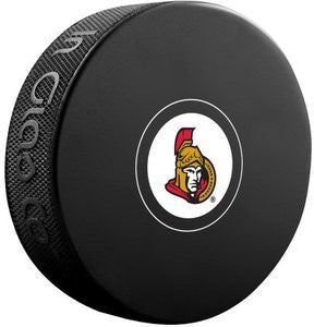 Ottawa Senators Hockey Puck