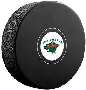 Minnesota Wild Hockey Puck