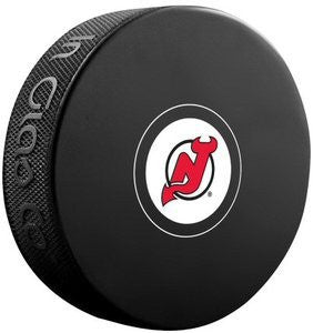 New Jersey Devils Hockey Puck
