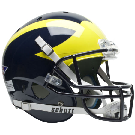 Michigan Wolverines Schutt XP Replica Helmet