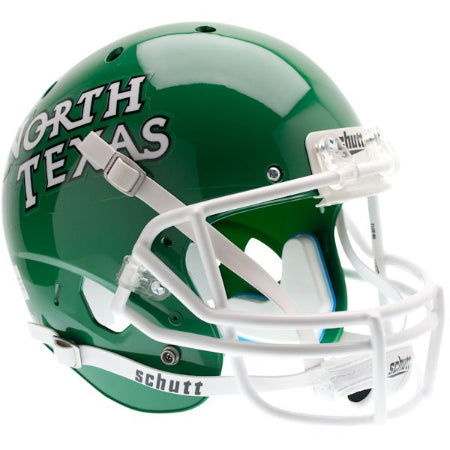 North Texas Mean Green Schutt XP Replica Helmet
