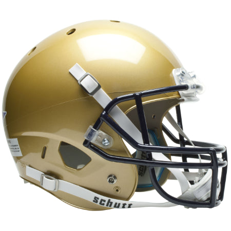Navy Midshipmen Schutt XP Replica Helmet