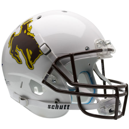 Wyoming Cowboys Schutt XP Replica Helmet