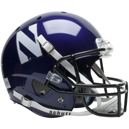Northwestern Wildcats Schutt XP Replica Helmet