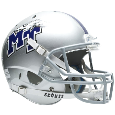 Middle Tennessee State Blue Raiders Schutt XP Replica Helmet