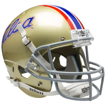 Tulsa Golden Hurricane Schutt XP Replica Helmet