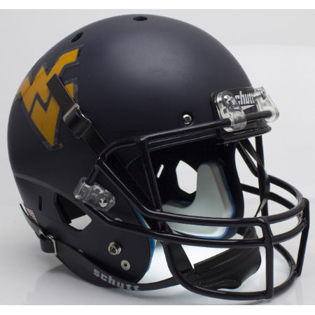 West Virginia Mountaineers Schutt XP Replica Helmet