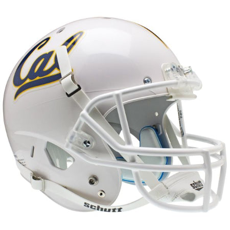 Cal Bears White Schutt XP Replica Helmet - Alternate 1