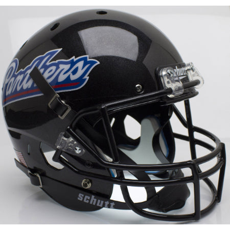 Georgia State Panthers Black Schutt XP Replica Helmet - Alternate 1