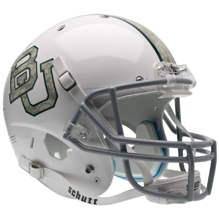 Baylor Bears Camo Schutt XP Replica Helmet - Alternate 1