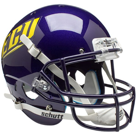 East Carolina Pirates ECU Logo Schutt XP Replica Helmet - Alternate 1