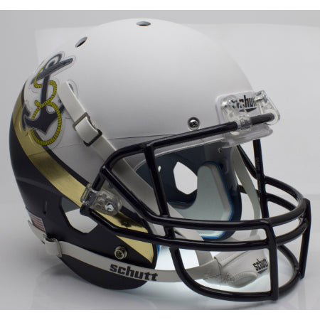 Navy Midshipmen 2012 Special Schutt XP Replica Helmet - Alternate 2