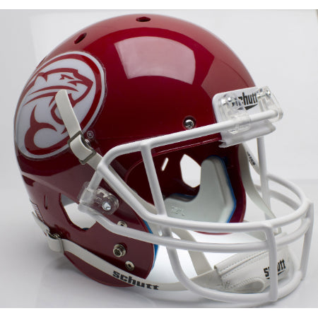 Houston Cougars Cougar Logo Schutt XP Replica Helmet - Alternate 3