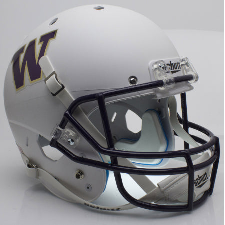Washington Huskies White Schutt XP Replica Helmet