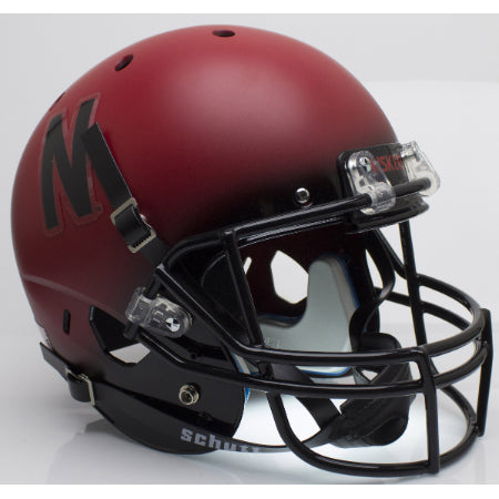 Nebraska Cornhuskers Red & Black Schutt XP Replica Helmet - Alternate 3