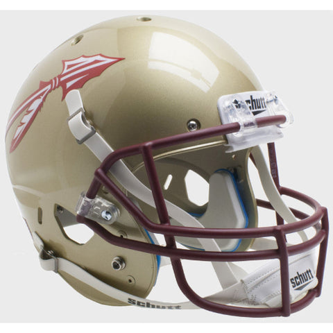Florida State Seminoles Standard Decals Schutt XP Replica Helmet - Alternate 4