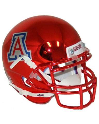 Arizona Wildcats Chrome Schutt XP Replica Helmet - Alternate 5