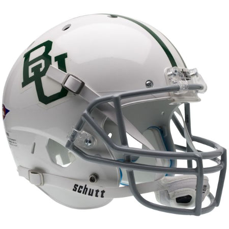 Baylor Bears White Schutt XP Replica Helmet