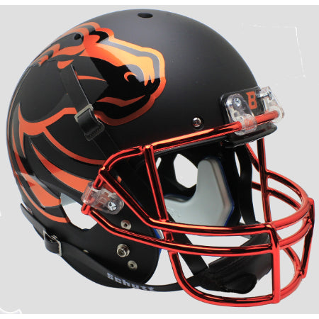 Boise State Broncos Halloween Schutt XP Replica Helmet - Alternate 7