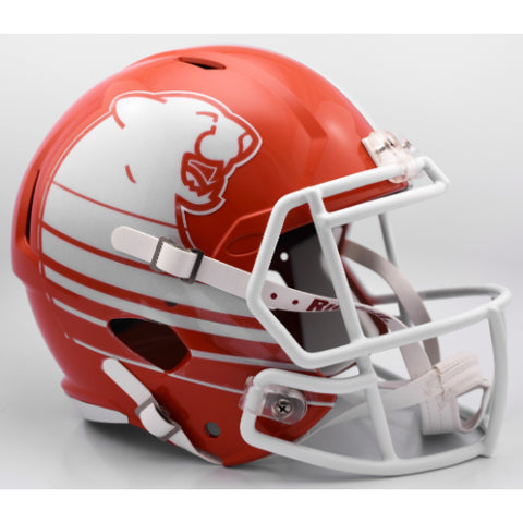BC Lions Riddell Deluxe Replica Speed Helmet