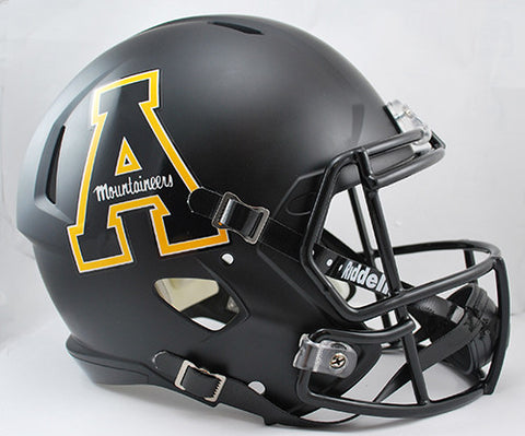 Appalachian State Mountaineers Riddell Deluxe Replica Speed Helmet