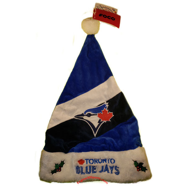 Toronto Blue Jays Santa Hat