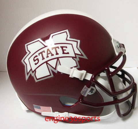 Mississippi State Bulldogs Schutt XP Mini Helmet