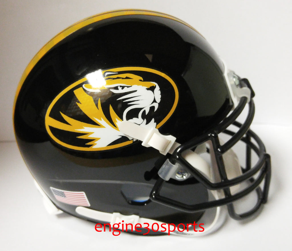 Missouri Tigers Schutt XP Mini Helmet