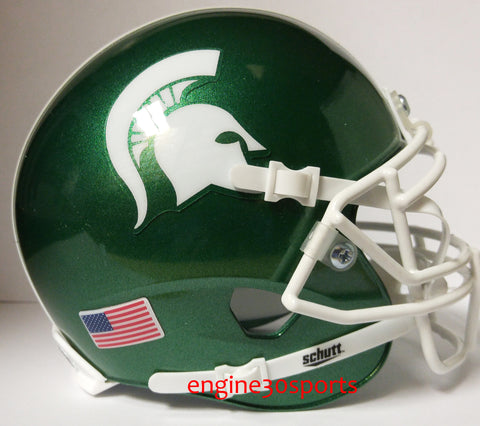 Michigan State Spartans Schutt XP Mini Helmet