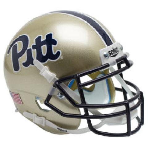 Pitt Panthers Schutt XP Mini Helmet