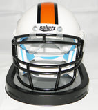 Oklahoma State Cowboys Bucking Cowboy Schutt XP Mini Helmet - Alternate 11 3
