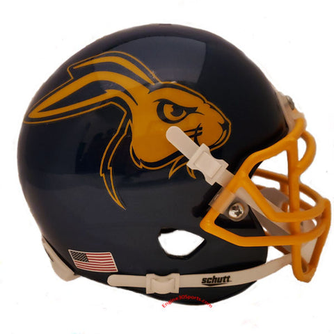 South Dakota State Jackrabbits Schutt XP Mini Helmet - Alternate 1