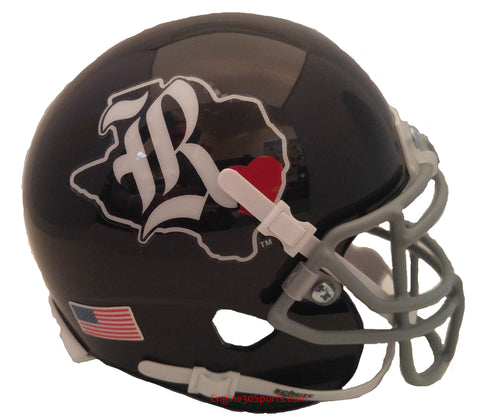 Rice Owls Schutt XP Mini Helmet - Alternate 1
