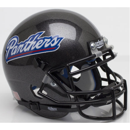 Georgia State Panthers Black Schutt XP Mini Helmet - Alternate 1