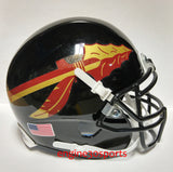 Florida State Seminoles Black Schutt XP Mini Helmet - Alternate 1