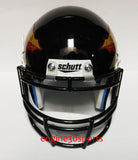 Florida State Seminoles Black Schutt XP Mini Helmet - Alternate 1 2