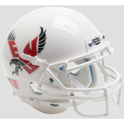 Eastern Washington Eagles White Schutt XP Mini Helmet - Alternate 2