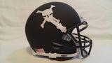 Army Black Knights Matte Black Schutt XP Mini Helmet - Alternate 2 2