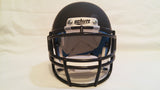 Army Black Knights Matte Black Schutt XP Mini Helmet - Alternate 2 3