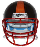 Bowling Green Falcons Military Appreciation Schutt XP Mini Helmet - Alternate 3 Front