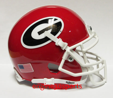 Georgia Bulldogs Schutt XP Mini Helmet