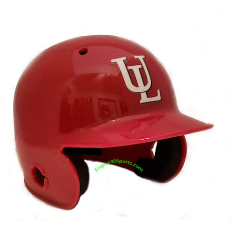 Louisiana Lafayette Ragin Cajuns Schutt Mini Batting Helmet