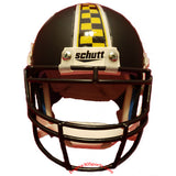 Murray State Racers Schutt XP Mini Helmet Front