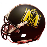 Murray State Racers Schutt XP Mini Helmet Side