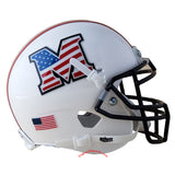 Marshall Thundering Herd Patriotic Schutt XP Mini Helmet - Alternate 1 Side