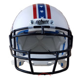 Marshall Thundering Herd Patriotic Schutt XP Mini Helmet - Alternate 1 Front