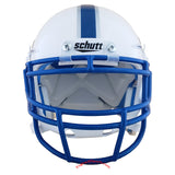 Air Force Falcons Schutt XP Mini Helmet front