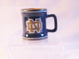Notre Dame Fighting Irish Sculpted Shot Glass